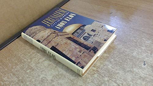 9780297798026: Jerusalem: City of Mirrors