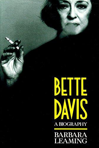 9780297810889: Bette Davis: A Biography