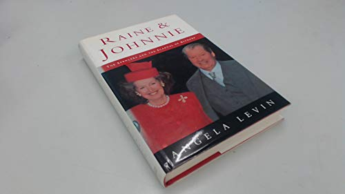 9780297813255: Raine and Johnnie: The Spencers and the scandal of Althorp