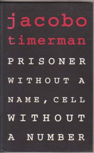 9780297813576: Prisoner Without a Name, Cell Without a Number