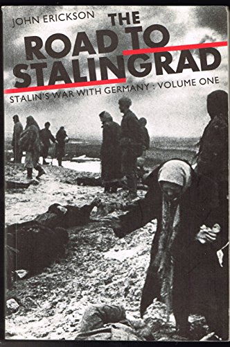 9780297813781: The Road to Stalingrad