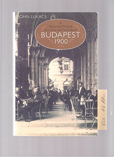 9780297813897: Budapest, 1900