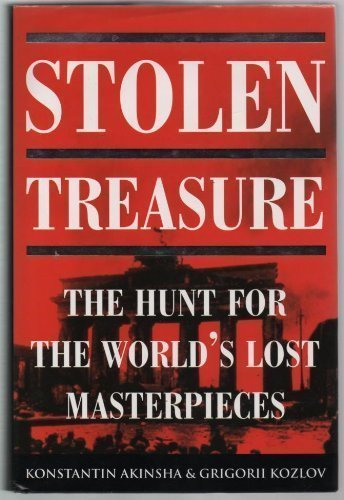 Stolen Treasure - The Hunt for the World's Lost Masterpieces