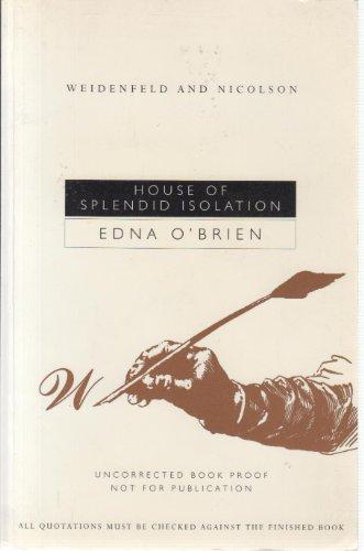 The House Of Splendid Isolation: O'Brien, Edna