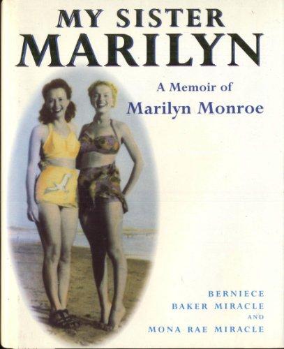 9780297814801: My Sister Marilyn: Memoir of Marilyn Monroe