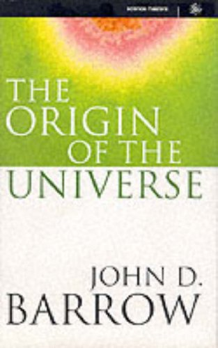 9780297814979: The Origin of the Universe (Science Masters)