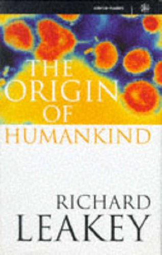 9780297815037: Origin of Humankind (Science Masters)