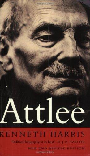 9780297815747: Attlee
