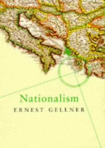 9780297816126: Nationalism (Master Minds)