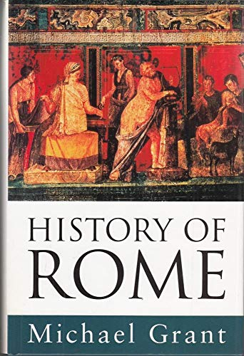 9780297817109: The History of Rome
