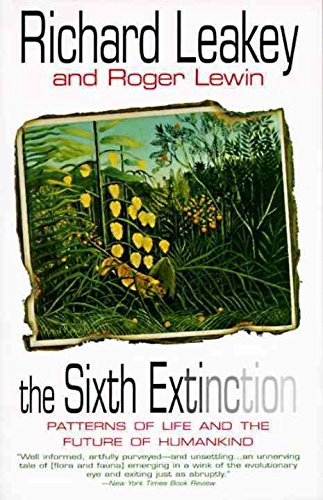 9780297817475: The Sixth Extinction: Biodiversity and Its Survival (Science Masters)