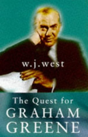 9780297818229: Quest for Graham Greene