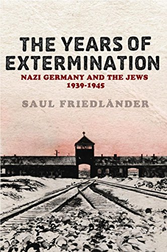 9780297818779: Nazi Germany And the Jews: The Years Of Extermination: 1939-1945: Nazi Germany and the Jews 1939-1945: v. 2