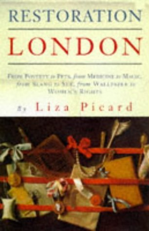 RESTORATION LONDON (0297819003) by LIZA PICARD