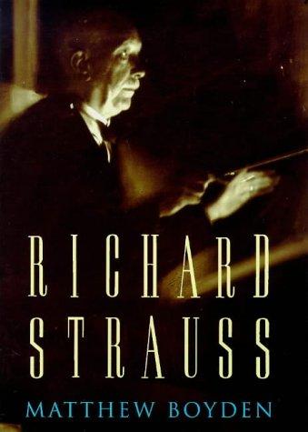9780297819332: Richard Strauss