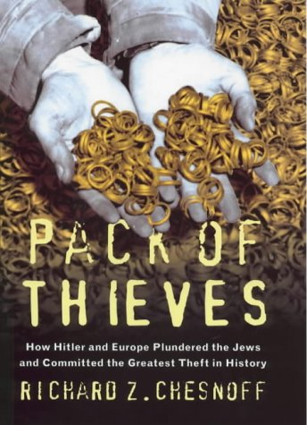 9780297819677: Pack of Thieves
