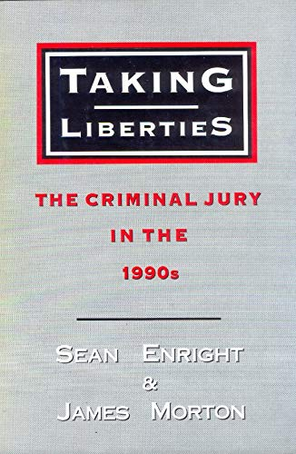 9780297820291: Taking Liberties (Law in Context)