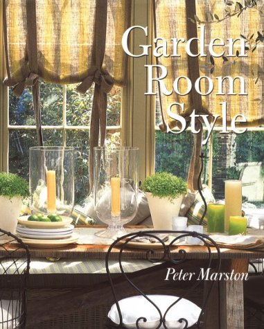 9780297822592: Garden Room Style
