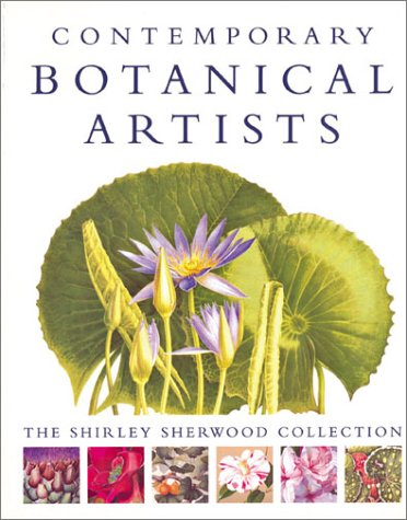 9780297822707: Contemporary Botanical Artists