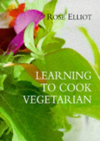 9780297823117: Learning to Cook Vegetarian
