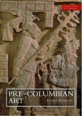 9780297824077: Pre-Columbian Art (Everyman art library)