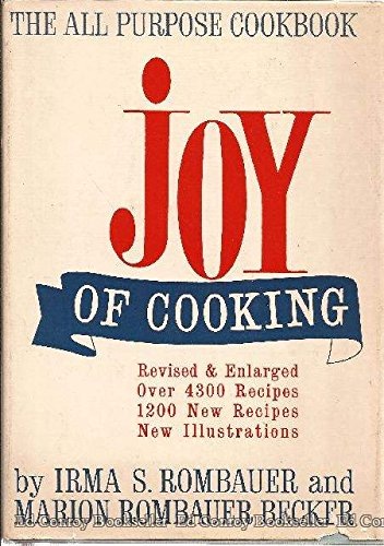 Joy of Cooking: Rombauer, Irma