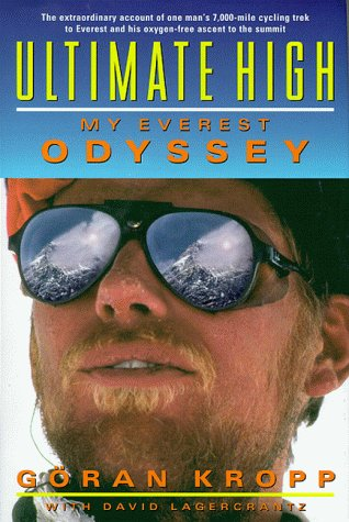 9780297825722: Ultimate High: My Solo Ascent of Everest (Discovery)