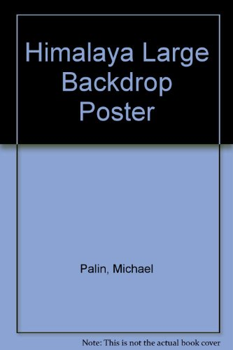9780297826873: Himalaya Large Backdrop Poster