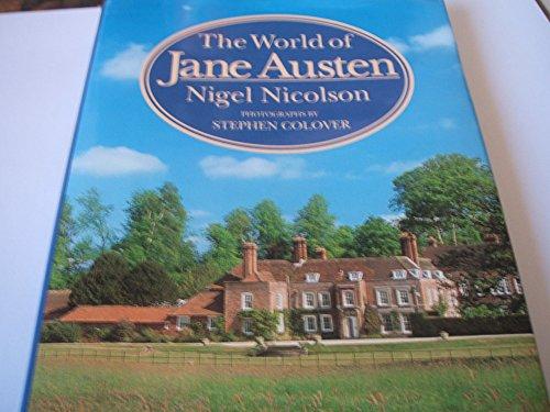 9780297830054: The World of Jane Austen