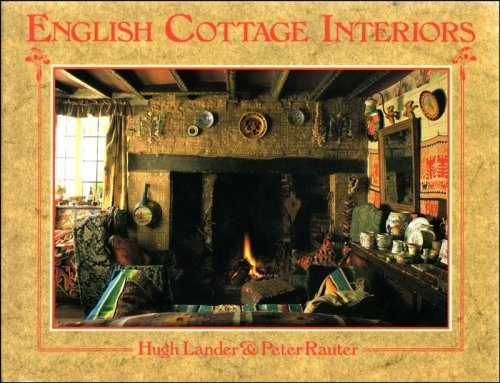 9780297830764: English Cottage Interiors (Country Series)
