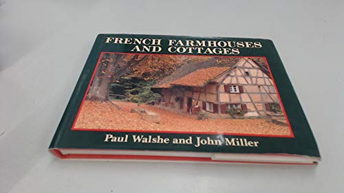 9780297830795: French Farmhouses and Cottages