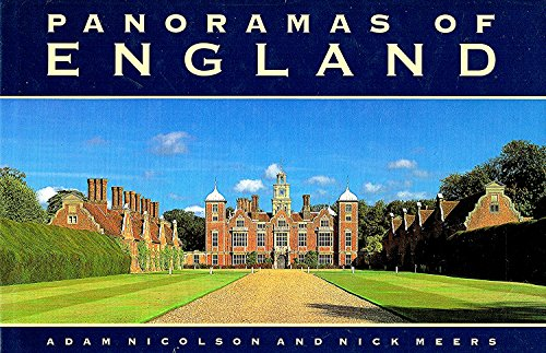 Panoramas of England: Adam Nicolson, Nick