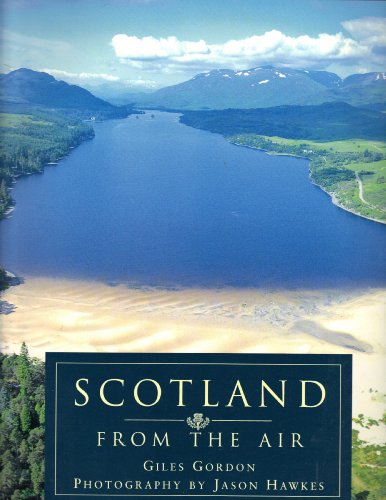 9780297831198: Aerofilms Book of Scotland from the Air