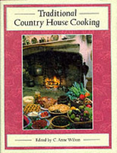 9780297831372: Traditional Country House Cooking