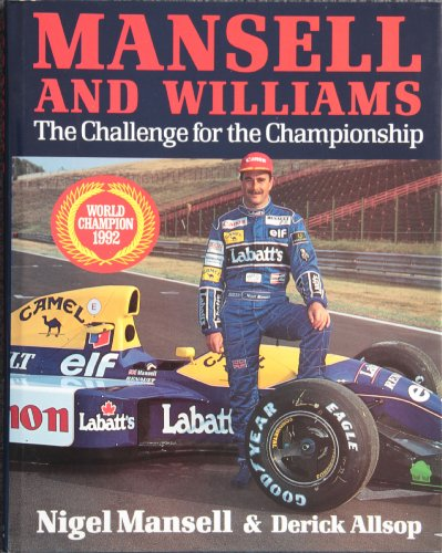 9780297831518: Mansell and Williams
