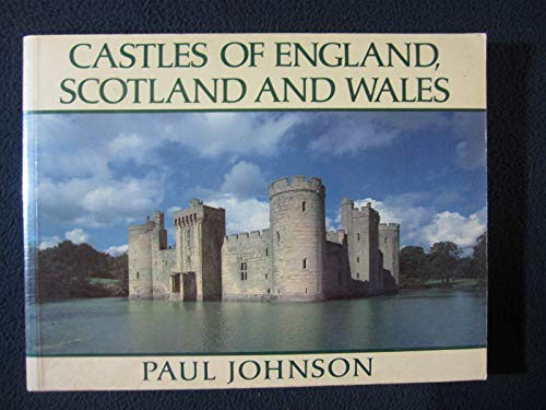 9780297831624: Castles of England Scotland and Wales (Country) (English and Spanish Edition)