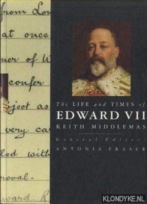9780297831891: The Life and Times of Edward VII (Kings & Queens)