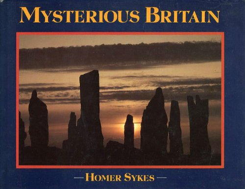 9780297831969: Mysterious Britain: Fact and Folklore (Country)