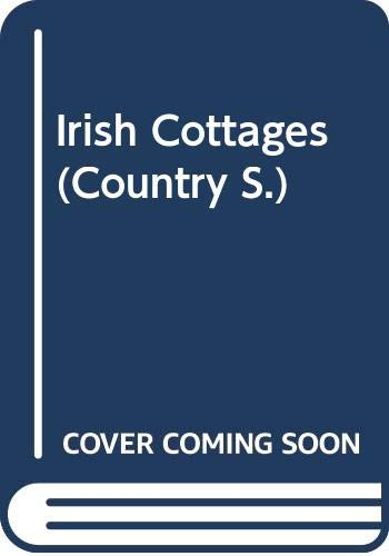 9780297832140: Irish Cottages (Country)