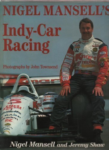 9780297832492: Nigel Mansell's Indy-Car Racing