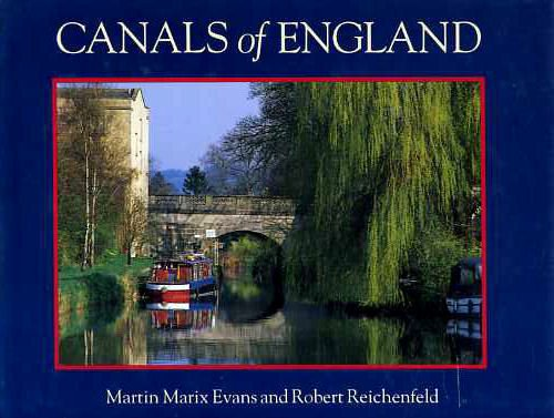 9780297832614: Canals of England (Country, No 33)