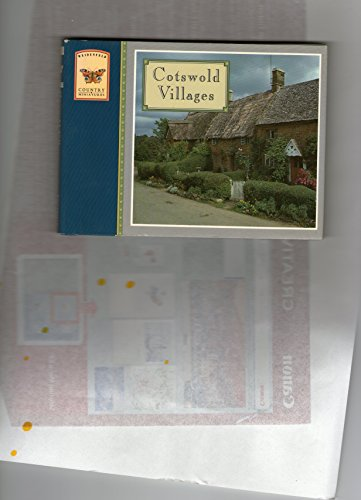 9780297833253: Cotswold Villages (Wei Mini) (Weidenfeld Country Miniatures)