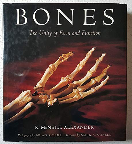 9780297833260: Bones: The Unity of Form and Function