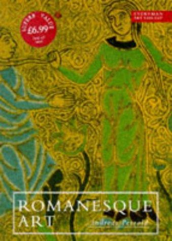 9780297833642: Art Library: Romanesque Art