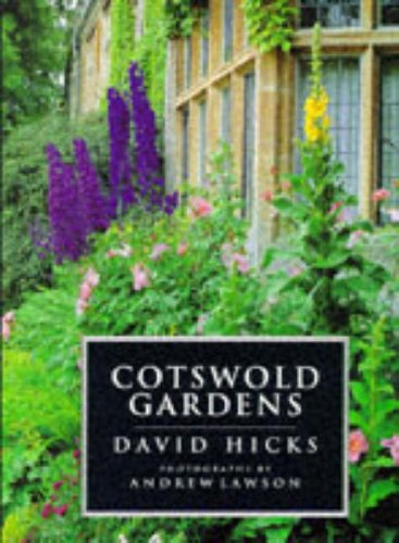 9780297833857: Cotswold Gardens