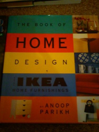 9780297834090: The Book of Home Design: Using IKEA Home Furnishings
