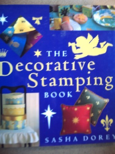 9780297834670: THE DECORATIVE STAMPING BOOK.