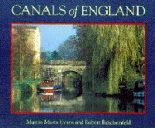 9780297834717: Canals of England
