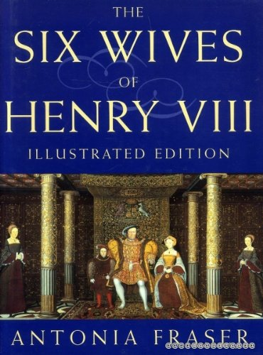 9780297835677: The Six Wives of Henry VIII Hb