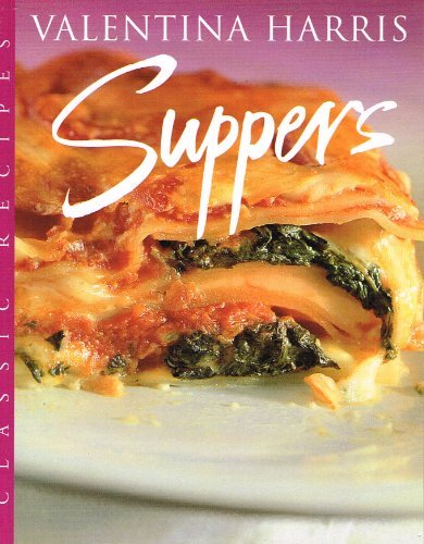 Suppers (MasterChefs) (9780297836377) by Valentina Harris; Simon Wheeler